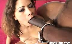 Chiquita Lopez and Mandingo _ Hookx