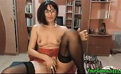 Sexy hot MILF
