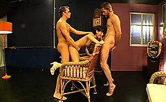 Group sex with loads of cums