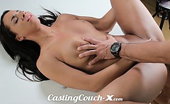 casting couch x athletic farm girl loves sex for cash