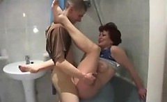 Mature fat slut get fucked