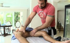 Sexy massage for guy