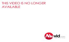 Hot brunette slut goes crazy getting her