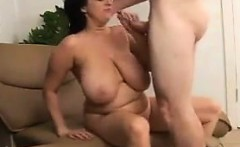 Fat Mother With Big Tits