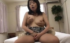 Sexy mature is in for a treat