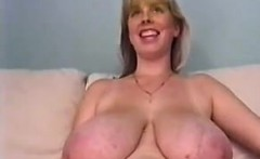 Big Breasts In Public