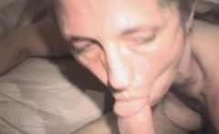 Mature Blonde Whore From The Streets Sucking Dick POV