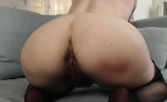 Beautiful full bush hairy blonde milf Louise