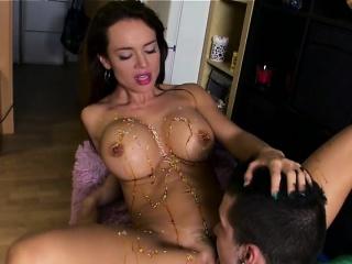 Franceska Jaimes Getting Her Pussy Eaten