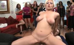 Racy fellatios for stripper