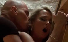 Hot couple have a nice hard and fast fuck