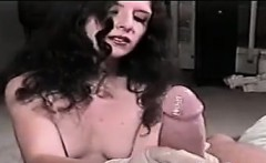 Getting A Handjob With Rubber Gloves On POV