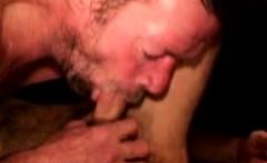 Dirty blue collar redneck gets anal fingered