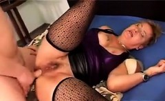 Thick GILF Wants To Get Fucked By Young Cock
