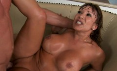 Tattooed chesty mom Ava Devine fucking