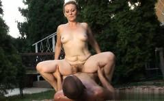 Hot ex girlfriend grinding on dick