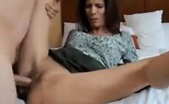 Dirty MILF Gets Fucked Hard And Creampied