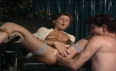 Hot ex girlfriend sucking balls