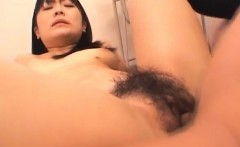Saya Misaki is undressed of uniform and fucked in mouth and