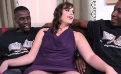 Slut takes massive dicks
