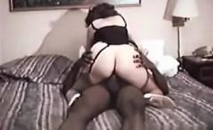 Met her on MILF-MEET.COM - Cuckold MILF with hired BBC Sissy