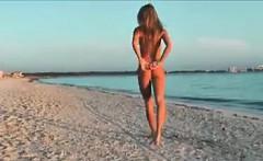 She is on CHEAT-DATE.COM - micro bikini 02