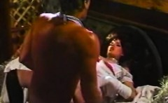 Amazing vintage sex star in vintage sex clip