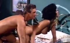 Raven, Buck Adams in hot couple fucking in classic retro