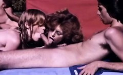 Samantha Morgan, Serena, Elaine Wells in vintage sex video
