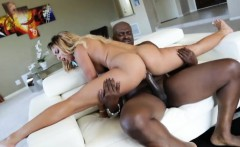 Flexible ebony vixen Teanna Trump sucks and rides huge dick