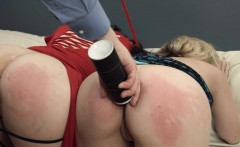 Extremely hardcore BDSM rope loving with anal action