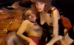 Vintage lesbians foreplay