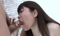Cock sucking Yuuno Hoshi wants to swallow