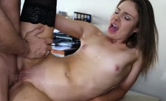 Shyla Ryder is shocked when she gets a huge cock in her ass