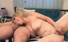 Gorgeous blonde wants to try bouncing on a colossal fun sti