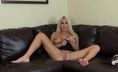 voluptuous blonde milf mary carey is always eager to make herself cum