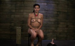 continued slave training for valentina
