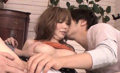 Sweet japanese achieves multiple orgasms from bang