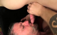 Christian gets surprised wake up blowjob by Jed Athens