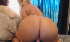 horny big booty slut solo masturbation