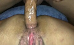 she agreed to take his cock in her asshole
