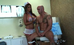 naughty nurse bridgette b rides like a pro