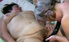Granny Loves Feeling Natural Young Tits