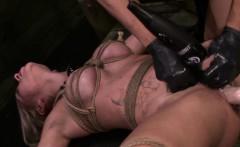 FetishNetwork Marsha May bondage slave
