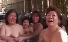 Japanese BBW Wild Fucking