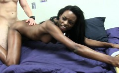 Ebony college teen doggystyle on leakedvideo