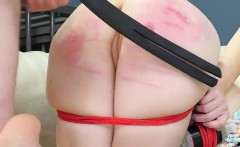 frisky cutie was brought in anal asylum for painful treatmen