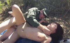 Redhead roxetta hd xxx Oficer of patrol agrees to help redha