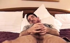 Hung stud Charles using his jelly beads for the first time