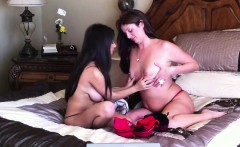Kam54 Young Latina And Older Woman In Hot Webcam Show